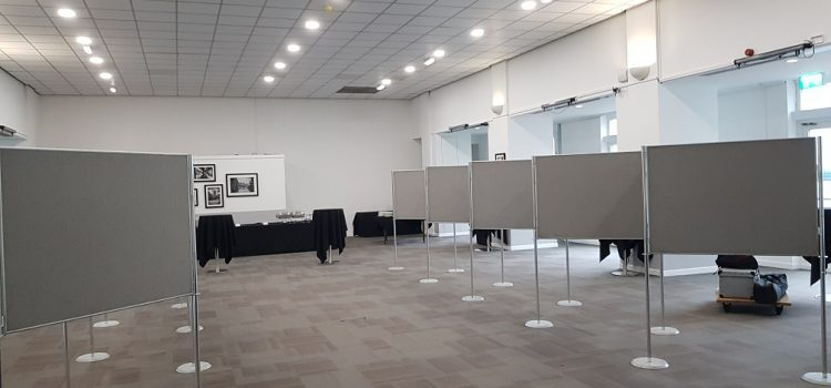 Poster Board Hire – Manchester Conference Centre – Manchester University