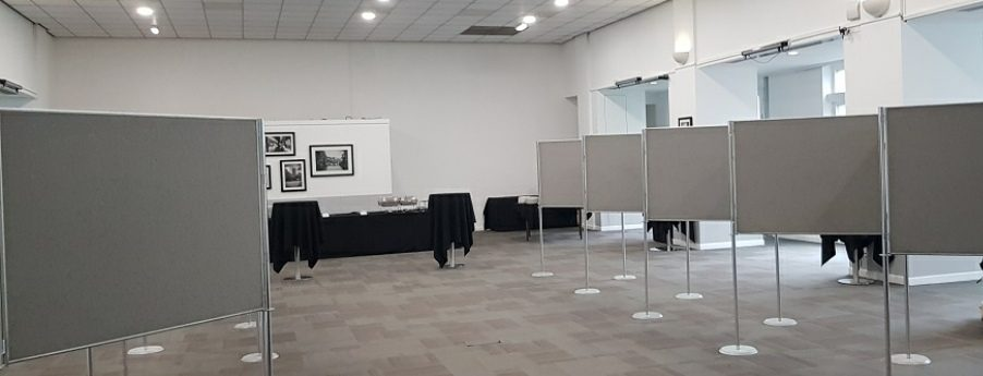 Poster Board Hire – Exhibition Services – Graphic Display Systems